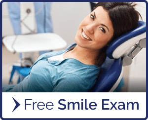 Free Smile Exam Button at Porter Orthodontics Baton Rouge LA