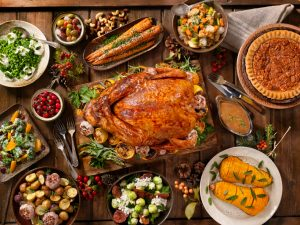 Orthodontist Dr. Joseph Porter at Porter Orthodontics offers helpful tips for Thanksgiving dinner with braces in Baton Rouge LA